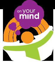 On Your Mind  Logo
